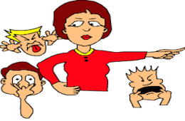 Как себя вести, если ребенок начал ругаться